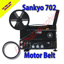 SANKYO 702 SOUND 8mm alle cine proiettore Cinghia (motore principale Cintura)