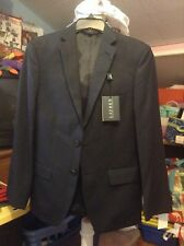 RALPH LAUREN BOYS SIZE 12 REG NAVY BLUE BLAZER SUIT JACKET, NWT