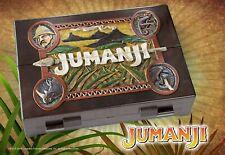 Jumanji Jeu de Société (Version Anglaise)
