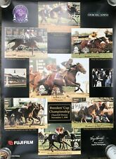 1998 Breeder's Cup Championship Poster