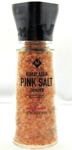 Pink Salt and Grinder 14.3oz From the Himalayan Mountains ~ Seasoning