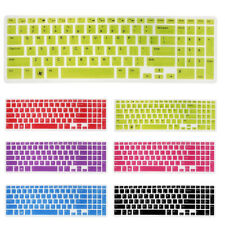 Silicone Keyboard Skin Cover Film for Dell New Inspiron 15C 15CR 15MD 5CD 15MR