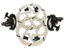 TRP Spyre Alloy Mechanical Disc Brake Caliper & 160mm Rotor Front & Rear