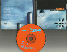 MATTHEW SWEET & FASTBALL Are you ready for the fallout PROMO DJ CD single 1997