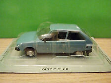 Modelcar 1:43    *** IXO IST ***  OLTCIT CLUB (BLUE)