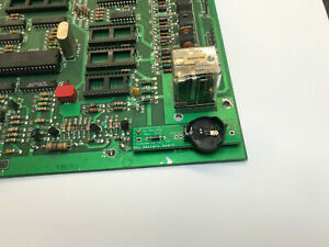 Frank's Battery Board CR2032 for Bally 6803 Pinballs and MCR Games. BRAND NEW!