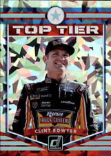 2018 Donruss Top Tier Cracked Ice #7 Clint Bowyer /999