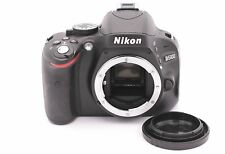 Nikon D D5100 16.2MP Digital SLR Camera - Black (Body Only) - Shutter Count: 389