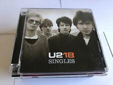 U2 : U218: Singles CD (2006) 602517135499