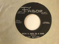 Ned Miller Fabor 114 From a Jack to a King