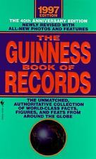 Guiness Book of World Records 1997 (Guinness World Records)-ExLibrary