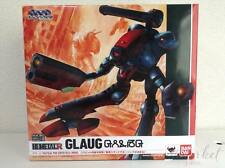 Bandai HI-METAL R Macross TACTICAL POD GLAUG action figure from JAPAN NEW