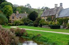 Blockley Village Country Cottages Cotswolds Gloucestershire Photograph