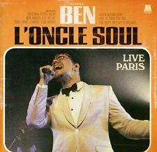 Ben l'Oncle Soul - Live Paris [New CD] Bonus DVD, France - Import, PAL Region 0