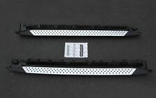 BMW X5 X5M E70 2007-2013 aluminium left right running board side step Nerf bar