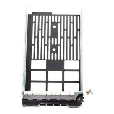 SAS 3.5-inch SATA Drive Caddy Tray for Power Edge R710 X4V6 O2N9