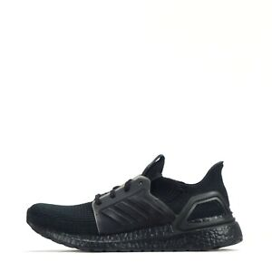 adidas Ultraboost 19 Men's Running Trainers Shoes in Triple Black