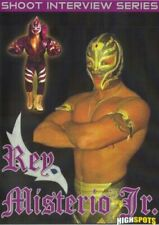 Rey Mysterio Jr. Shoot DVD WWE WWF WCW AEW Eddie Guerrero Chris Benoit Jericho