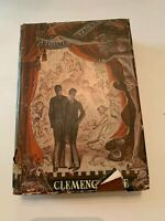 1931 Broome Stages by Clemence Dane Hardcover With Dust Jacket