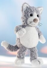Rudolf Schaffer Soft Toy Collection, Silver The Cat 51cm SC5453