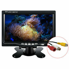 7 inch TFT LCD Color Monitor Car Screen for Rear View Backup Reverse CCTV Camera