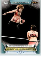 2019 WWE Womens Division #86 Io Shirai Deonna Purrazzo