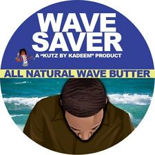 Wave Saver Natural Wave Butter 'Khopped&StyledByKadeem'
