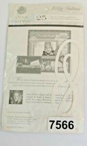 Christmas Die Cuts Anna Griffin Holiday Traditions 25pcs  All New