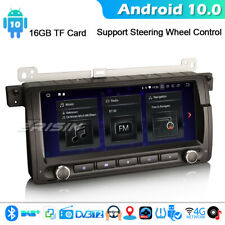 "8.8"" CarPlay Android 10 DAB+ Autorradio BMW 3 Series E46 M3 MG ZT Rover75 BT 5.0"