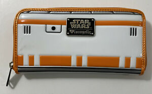 Loungefly Ladies wallet BB-8 Star Wars clutch