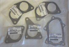 Genuine Subaru Turbo Up Pipe & Manifold Gasket Set Impreza WRX STi Legacy GT