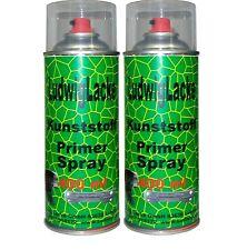 Haftvermittler  2x 400ml WOW Kunststoffgrundierung Kunststoffprimer FreiHaus