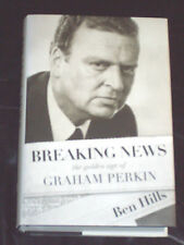 BREAKING NEWS - THE GOLDEN AGE OF GRAHAM PERKIN - THE AGE NEWSPAPER