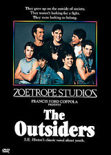 The Outsiders (DVD, 1999)