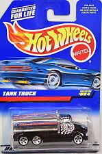 HOT WHEELS 1998 TANK TRUCK #864 CHROME