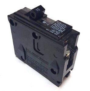 (Lof of 3) Siemens 1-Pole Type QP 15A ITE Circuit Breaker 120/240V  Model Q115