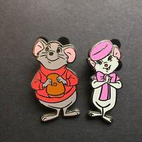Bernard & Miss Bianca - 2 Pin Set Disney Pin 103287