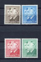 S12616) Monaco MNH 1985, Definitives 4v