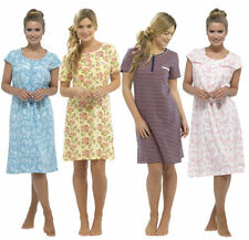 Unbranded Knee Length Nightdresses Shirts Women's Lingerie & Nightwear