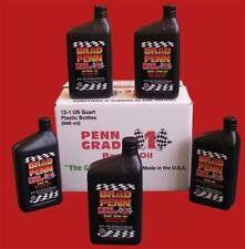 """PennGrade / Brad Penn 20w50 Semi-Synthetic Hi-Zinc 1-Case """"Lowest Shipping Cost"""""""