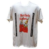 Butthole Surfers T-shirt Big Black Punk Rock Metal Festival Top S M L XL XXL
