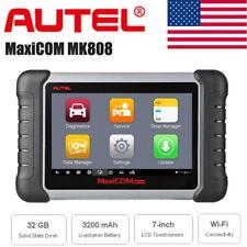 Autel MaxiCOM MK808 MaxiAP AP200 OBD2 Scanner Full Systems Diagnostic DIY Tool