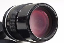 [AS-IS] Nikon Ai Nikkor 135mm F/2.8 MF Lens from japan