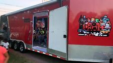 Fully-Customized 2017 32' Mobile Gaming Trailer in Great Working Condition for S