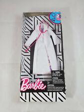 Mattel Barbie 2017 Careers Doctor Fashion Pack FKT12 NEW Damaged Package