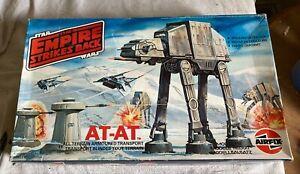 airfix Star Wars empire strikes back AT-AT series 10 10175 boxed