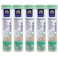 25,62 EUR/kg Multinorm 240mg Magnesium Brausetabletten 70 Stück + C +E + B