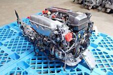 JDM TOYOTA ALTEZZA 3S BEAMS ENGINE 6 SPEED TRANSMISSION 3S GE VVTi MOTOR