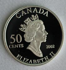 2002 Proof Canada Silver Legend The Shoemaker in Heaven