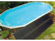 Sunheater (2) 2'x20' Solar Panel Heating System Above Ground Swimming Pool S241